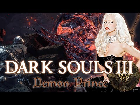 BYE, LAPP! - Dark Souls III: Demon Prince (The Ringed City DLC)