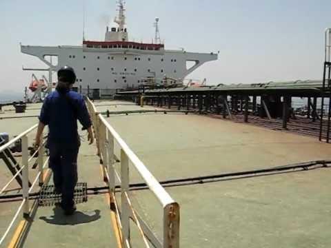 SUEZMAX TANKER SHIP