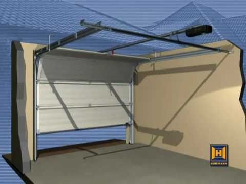 garage door installation instructions