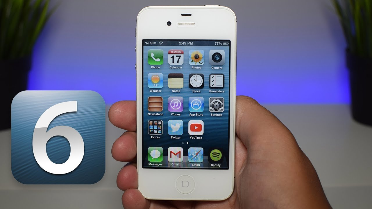 how do i find my phone number on iphone 4s