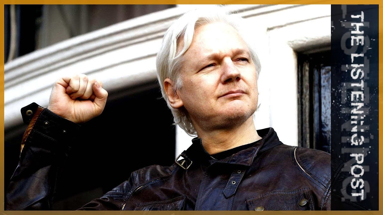 🇺🇸 Julian Assange: Charges in the US, trial by the Media? | The Listening Post (Full)
