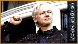 🇺🇸 Julian Assange: Charges in the US, trial by the Media?   The Listening Post (Full) thumbnail