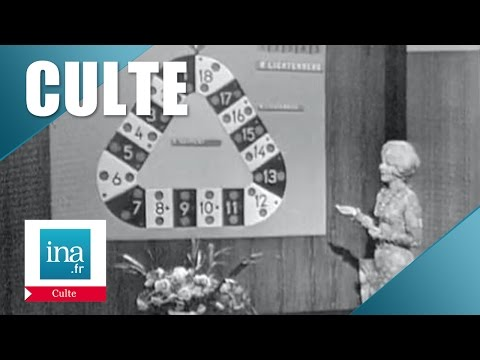 Culte : Le Mot Le Plus Long, la 1ère émission   Archive INA