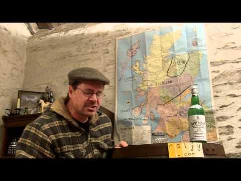 whisky review 272 - Laphroaig 10yo (Islay Region)