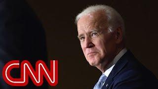 CNN poll: Most Democrats want Joe Biden in 2020