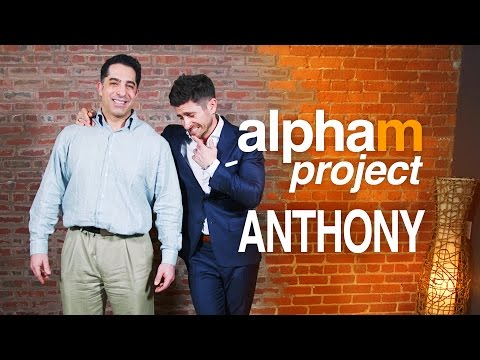 Alpha M Project Anthony | A Men's Makeover Series S3E3 | AMAZING Transformation!