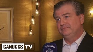 Jim Benning Discusses Injuries, Sestito & Trade Deadline (Feb. 23, 2015)
