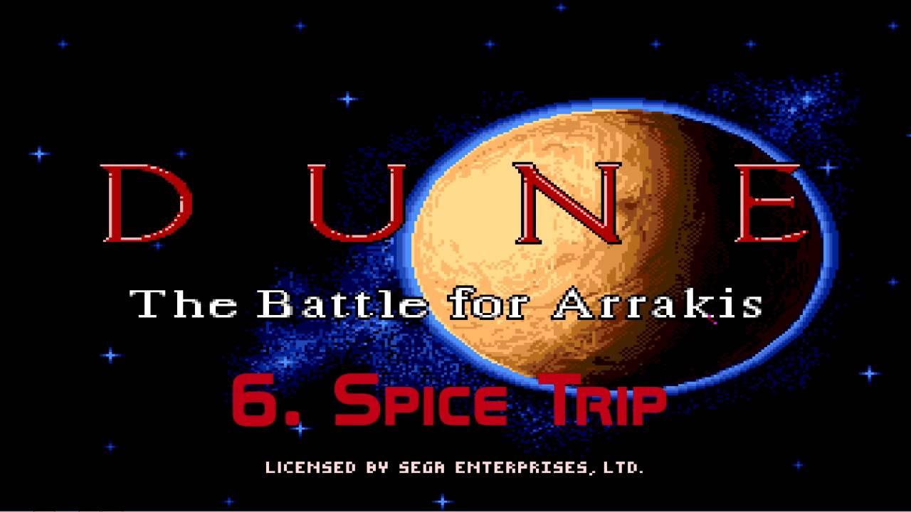 Dune 2 Sega Ost