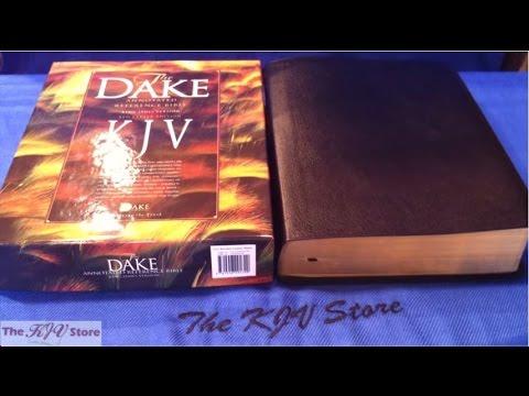KJV Dake Annotated Reference Bible