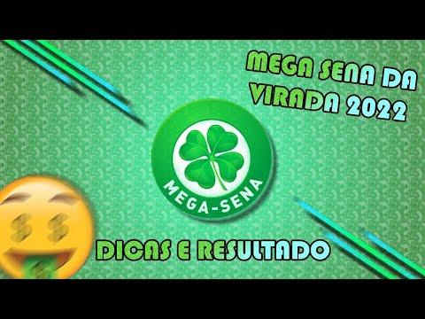 MEGA SENA DA VIRADA 2020 - DICAS E RESULTADO #LOTERIAS #MEGADAVIRADA