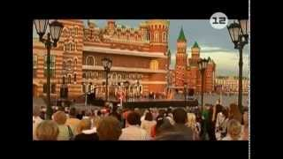Марий Эл ТВ: Цикл «Йошкар Ола - красивый город». Часть 1-я - Патриаршая площадь