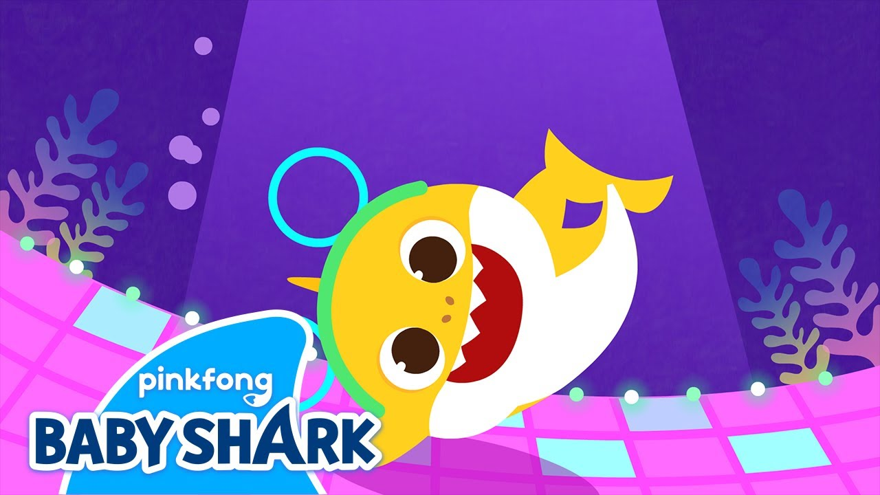 Sharky Shuffle   Baby Shark Dance and Song   Baby Shark Sing Along   Baby Shark Official