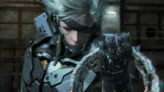 Metal Gear Solid - Raiden Music Video - Decadence