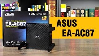 ASUS EA-AC87 – экспресс-обзор точки доступа
