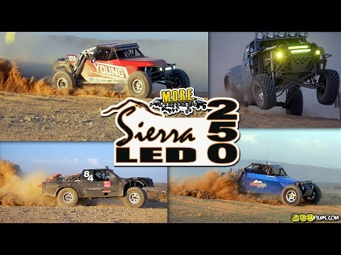 2018 MORE Sierra LED 250