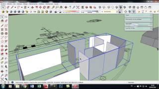 Tutorial Sketchup Remolcador Naval part 3(, 2016-04-29T04:40:36.000Z)