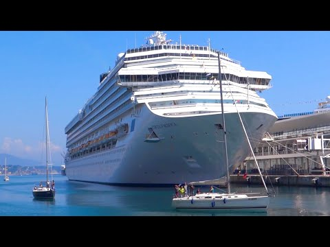 Best of Cruise Ship Costa Pacifica 2017 HD 1080p
