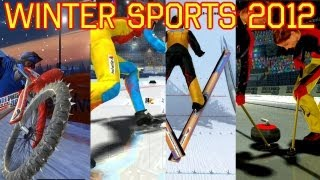 Winter Sports 2012 Gameplay Disciplines PC HD