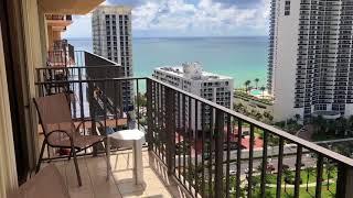 Утро в Майами с видом на океан, Сани айлс