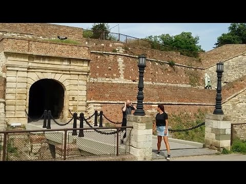 Belgrade Fortress and Kalemegdan Park - Top Tourist Attractions in Belgrade
