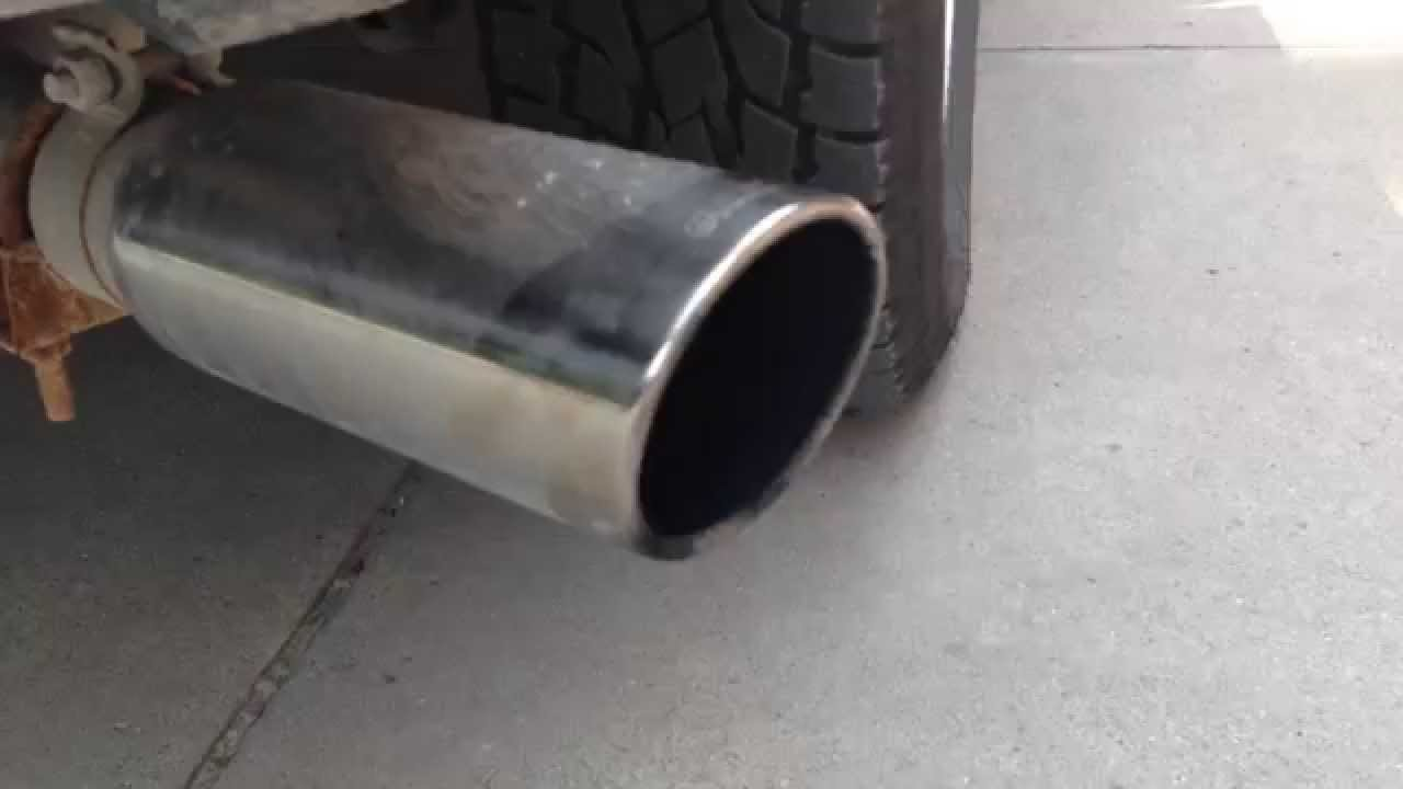 Dynomax 36458 Stainless Steel Exhaust Tip