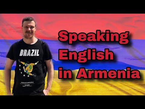 SPEAKING ENGLISH IN ARMENIA (with Subtitles In English \u0026 Russian) #englishbay_around_the_world
