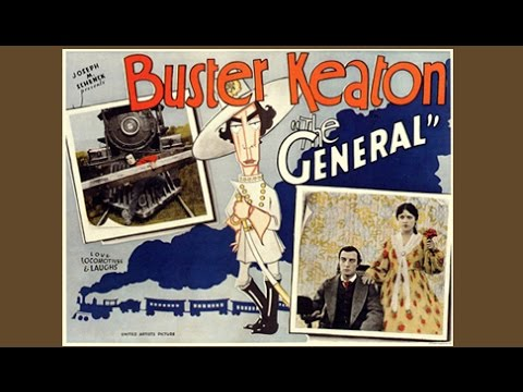 The General 1926 Buster Keaton HD 720p and Ad Free