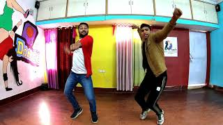 Aankh Maare - Simmba Dance Choreography / Siddarth jain