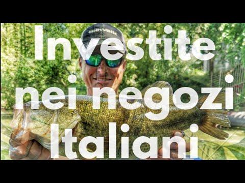 BASS FISHING : Perchè comprare in Italia i prodotti da pesca? Provo a spiegarvelo