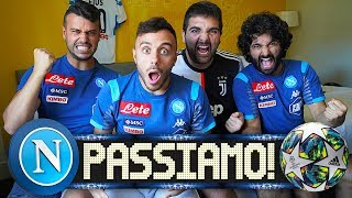 PASSIAMO!!! REACTION SORTEGGI CHAMPIONS LEAGUE 2019/20