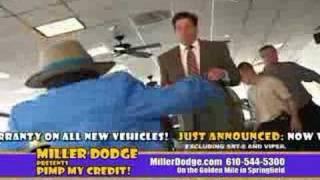 The Credit Pimp & Mini Pimp