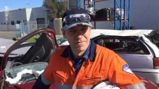 Undertake Road Crash Rescue Course by Diamond Protection - Testimonial by John