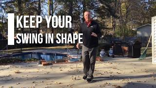Winterize Your Golf Swing Part 1