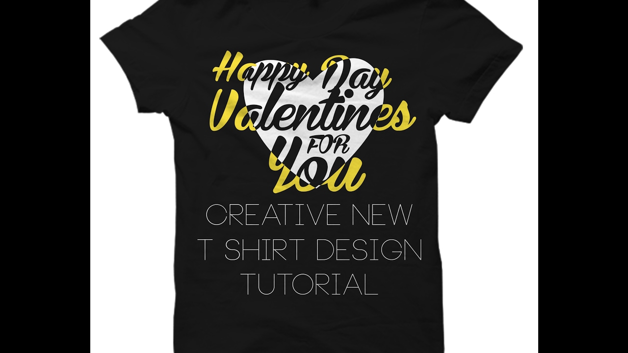 Design t shirt easy - New Tips For T Shirt Design By Illustrator Very Easy