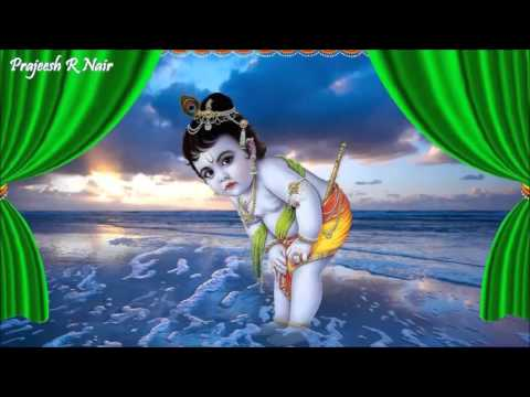Ambaadi Thannilorunni Thiruvambaadi...! Pushpanjali (1985). (Prajeesh)