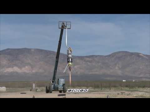 NASA Precise Landing Technologies Tested on Vertical Testbed Rocket