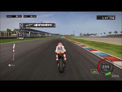 MotoGP 17 - Termas de Río Hondo | Argentina GP Gameplay (PC HD) [1080p60FPS]