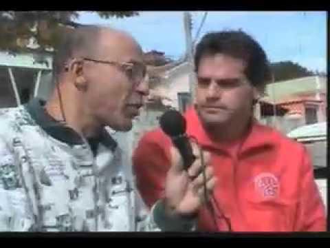 Entrevista com o ex-goleiro Gilberto