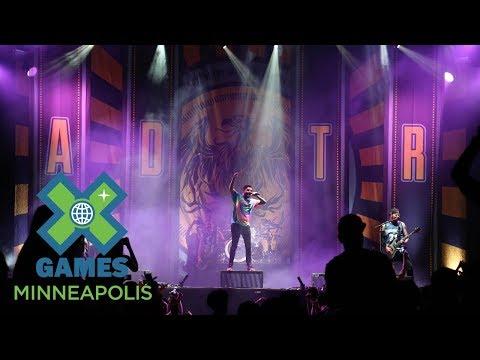 Hannah Rad: REVOLT TV Music Highlight | X Games Minneapolis 2017
