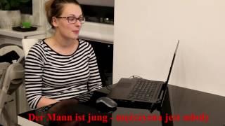Niemiecki dla początkujących w 40 dni - lekcja 32