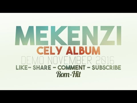 Mekenzi Demo November 2016 - *** CELY ALBUM ***