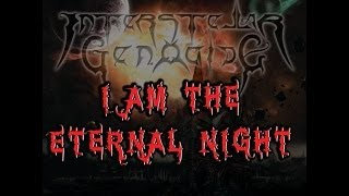 I Am The Eternal Night (Part 2) - Interstellar Genocide (Music Video) Lyrics (Infinite Mythology)
