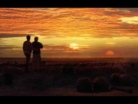 John Williams - Binary Sunset (Star Wars a new hope O.S.T.)