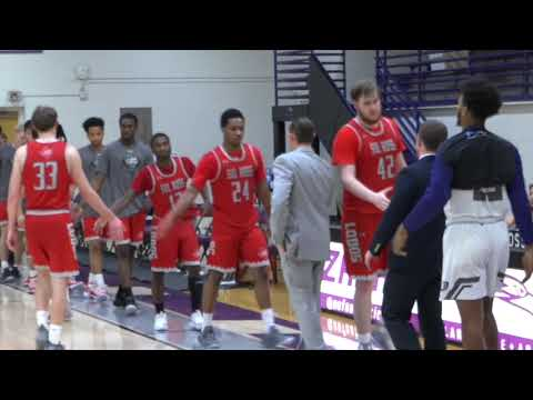 Sul Ross Sports Network Highlights: Men's Basketball vs. University of the Ozarks