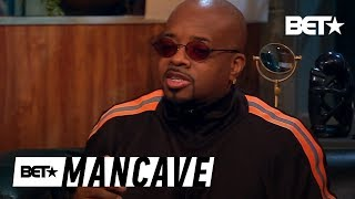 "Jeff Johnson To Jermaine Dupri: ""When Janet Jackson [Comes] Over... | BET's Mancave"