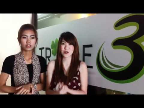 แนะนำที่เรียน TOEIC By Triple3english's lovely students