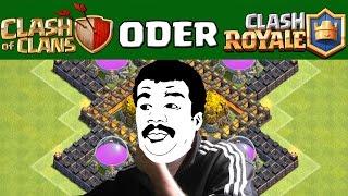 CLASH OF CLANS oder CLASH ROYALE? || Let's Play CoC [Deutsch/German HD+]