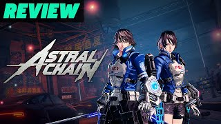 Astral Chain Review (Video Game Video Review)