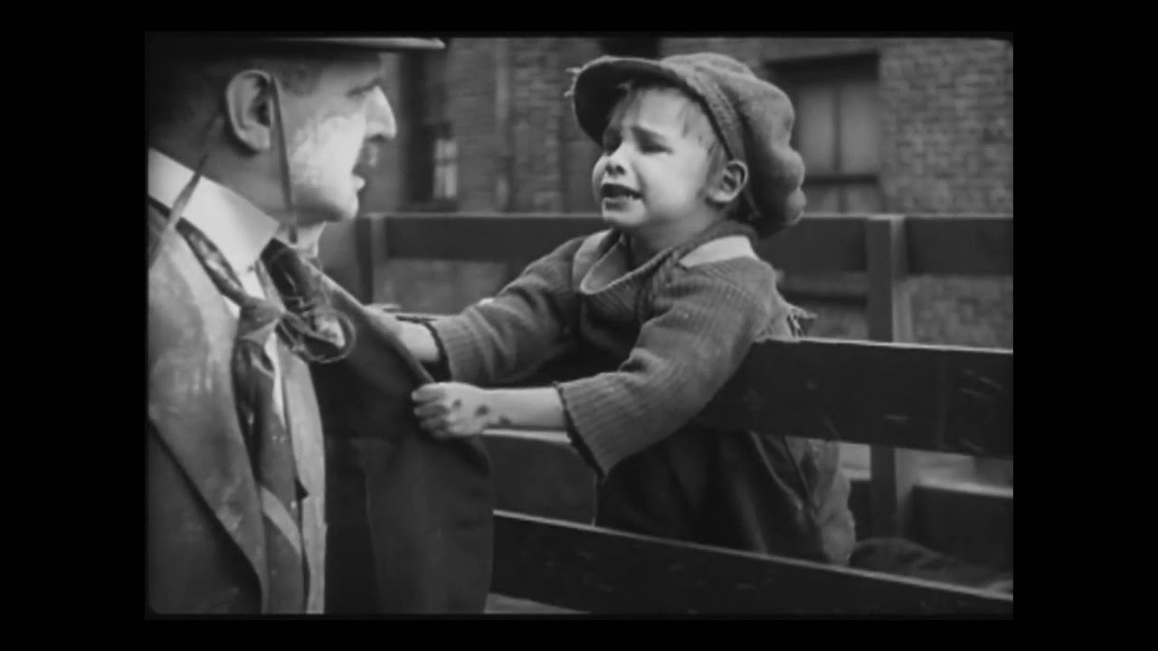 Movie Charlie Chaplin The Kid