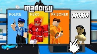 MOMO W MAD CITY! I ROBLOX #356
